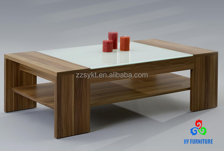 Living room furniture glass coffee table cheap center table for sale