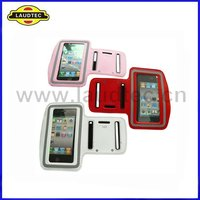 New Arrival Running Spot Armband Case for Apple iphone 4 4S