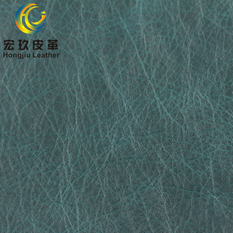 Factory supply 1.2mm microfiber PVC artificial leather for sofa furniture upholstery