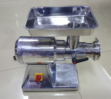 32# Luxury Electric aluminum meat grinder / new industry meat mincer