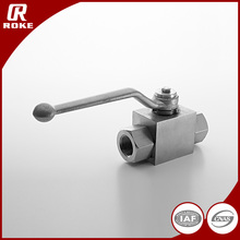 6000PSI 1/2NPT Female Threaded Stainless Steel Ball Valve with Long Handle