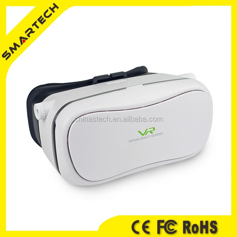 2016 Newest Creative 3D VR Glasses Virtual Reality for Smartphones VR BOX Film Blue Sex 3D Vr Headset