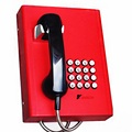 KNTECH Vandalproof Phone Public Help Telephone for Jail/ Bank Service KNZD-27