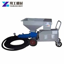 High Pressure Screw Cement Grouting Injection Pump Grouting Machine