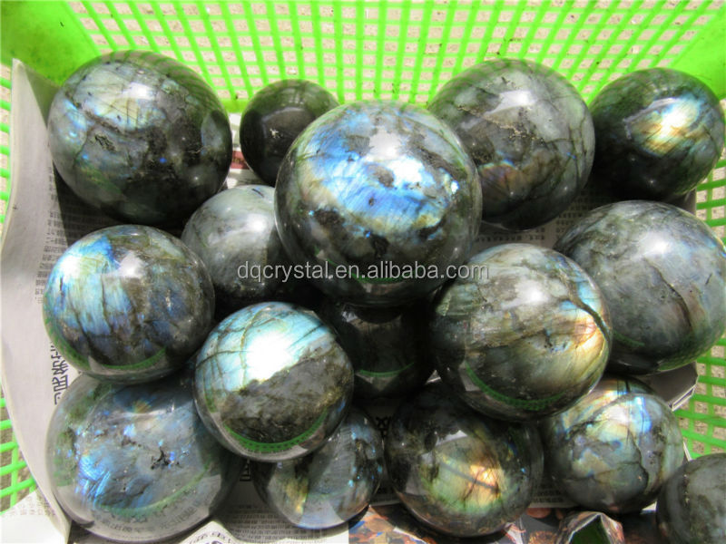 moonstone blue moon stone sphere ball