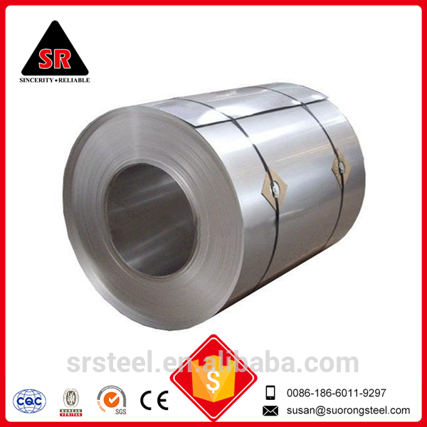 China manufacturer stainless steel coil tisco mill made in China