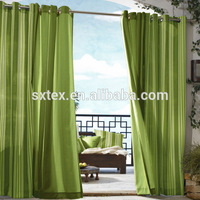 2016 Polyester Blackout Draperies and Valances Set in China Supplier