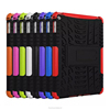 Showkoo New hybrid TPU PC silicon case for IPAD mini 4 shockproof protector cover
