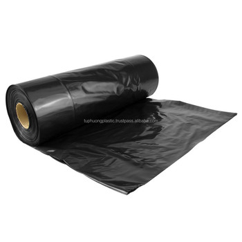 CHEAP price paper core garbage bag on roll