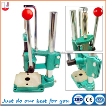 Hand press machine rivet for metal and plastic