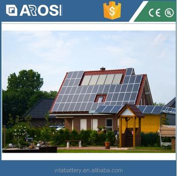 1000watt Solar Off Grid System 1kw Solar Panel 500w Solar