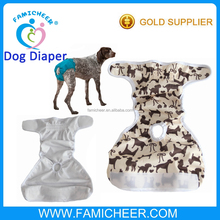 Famicheer Female Pet Panties Eco Diaper For Puppy Or Adult Dogs
