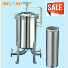 Brand new top-flow filter bag housing, Made-in-China Stainless Steel Bag Filter