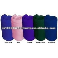 ALL SEASON POLAR FLEECE THROW BLANKET