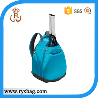 Customed stylish tennis sport backpack bag