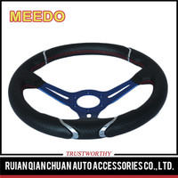 New type steering wheel for sports cars