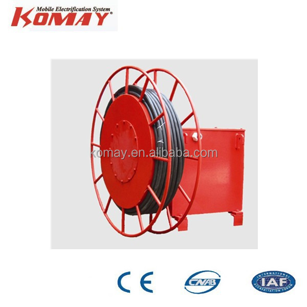 Industrial Type Extension Cable Reel Drum,Automatic Extension Cable Reel