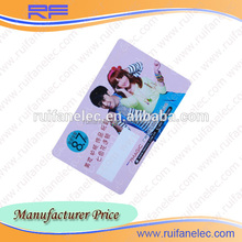 Factory cheap power bank card from china