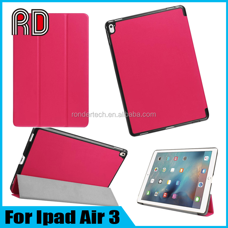 Hotting Sale Ultra Thin Luxury Business Flip Protective Table Case for Ipad Air 3