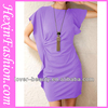 Wholesale Purple Sexy Cocktail Dress for Prom Night