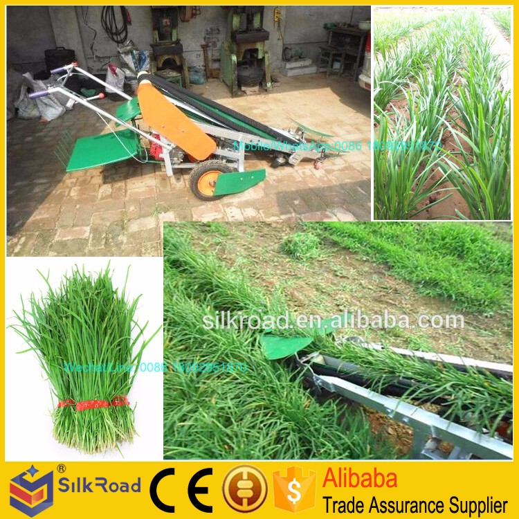 Factory Supply coriander harvester machine
