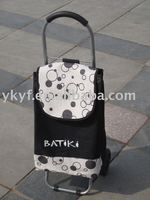 2014new portable shopping trolley bags for gifts and premiums