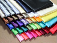 satin fabric for home or garment textile