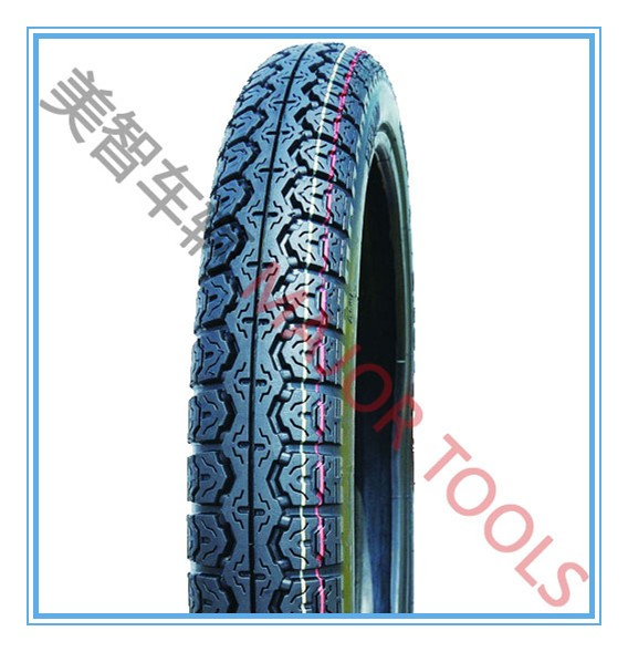 2.50-17 8 PR good quality motorcycle tire in supplying