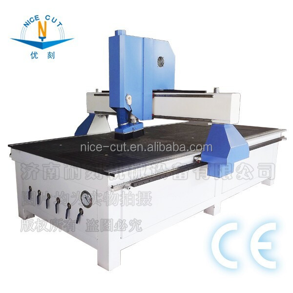 NC-1325 cnc woodworking machine for making door furnitures