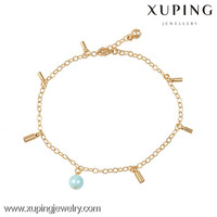 2016 Xuping Summer Simple Fashion Anklet