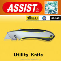 #2015 new aluminum alloy utility knife cutter knives