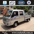 Electric 4 door double cab mini cargo truck