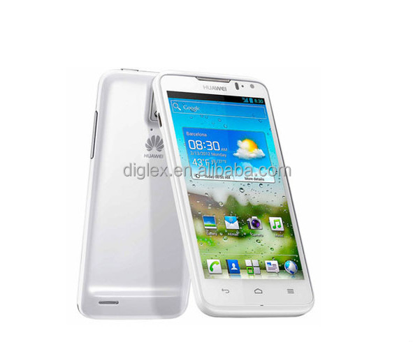 Wholesale Original 5.0 Inch HUAWEI Y600 Android 4.2 Phone MTK6572 Dual Core 854 x 480 pixels With Factory Price