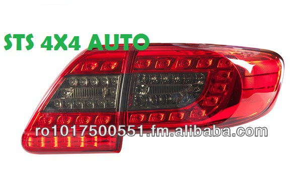 LED TAIL LIGHT FOR TOYOTA COROLLA 2010-2013