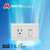 metal clad switch socket brand south american