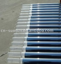 Solar water vaccum tube