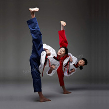 WTF taekwondo poomsae uniform for male