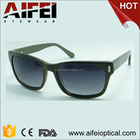 Fashion Eyewear Acetate Sunglasses With Metal