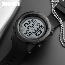 SKMEI Direct Wholesale Relogio Masculino Digital Sport Watch Men With Silicone Watch Strap Waterproof Chronograph Wristwatch