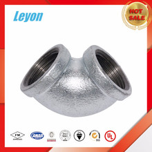 High Quality Galvanized Malleable Elbow Pipe Fittings Elbow