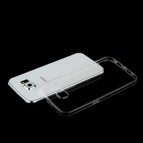 S7001 Best Quality 0.6mm Cell Phone Ultra Slim Soft Clear Cover for Samsung Galaxy S7 G9300