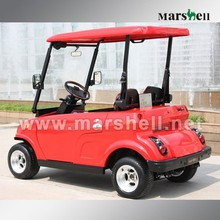 Street legal electric golf cart with mini dimensions DG-LSV2 with CE certificate (China)