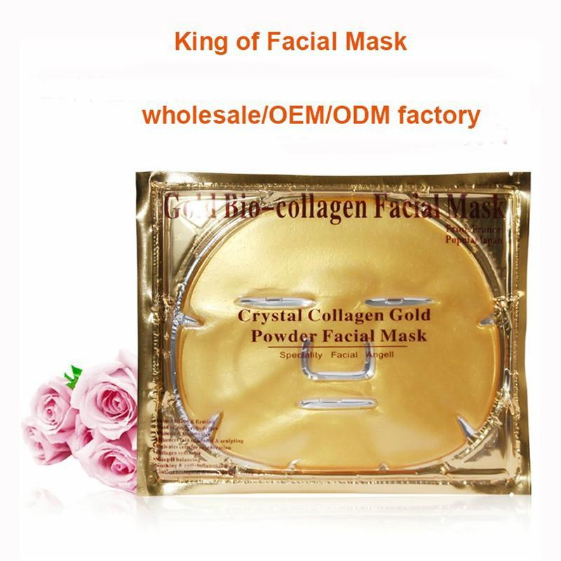 nourish skin care <strong>q10</strong> friming collagen crystal 24k <strong>gold</strong> facial beauty mask