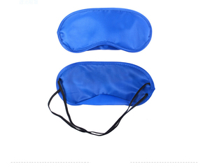 3D Eye Shade Sleeping Masks Cover 100% Pure Silk Sleeping Eye Soft Nap Mask Comfortable Black Sleep Mask with Ear Plugs