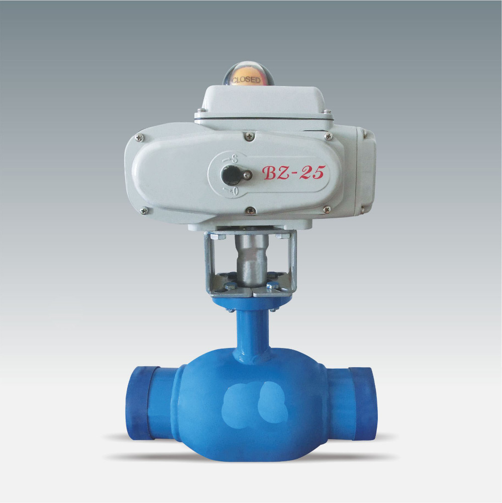2016 Air Torque Customized High Pressure Electric Valve Actuator with Product Quality Protection