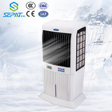Humidified honey comb cooling rechargeable air cooler india for open space