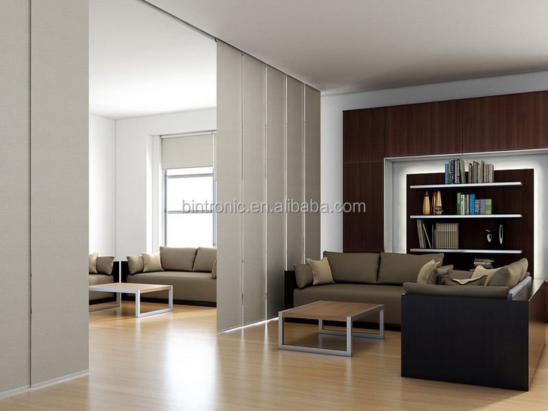 Bintronic Taiwan Electronic Blinds For Smart Home Manufacturers Motorized Cellular Blinds Heat