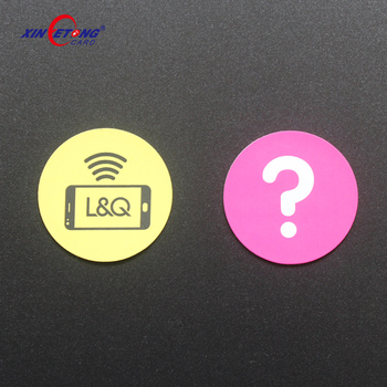 Made in China ISO14443A Anti Metal NFC Tag