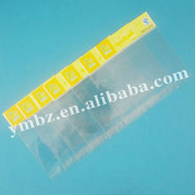 OPP self-adhesive plastic card bag