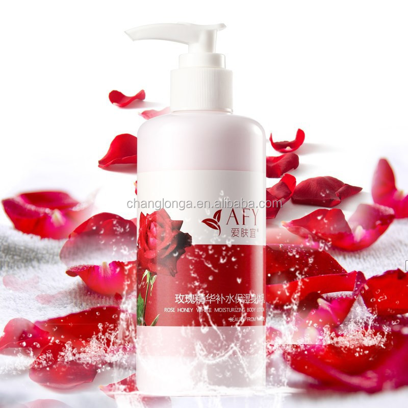 AFY Rose Honey white moisturizing body lotion body whitening cream